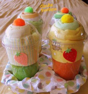 Baby showers archivos for Como decorar mesa de postres para baby shower