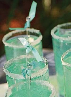 bodas color verde menta