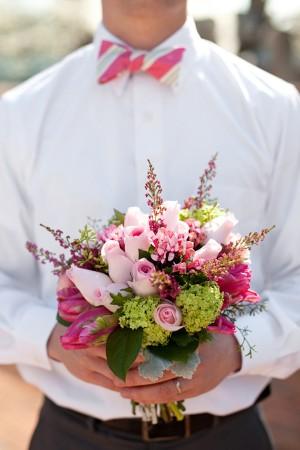 bouquets con bayas