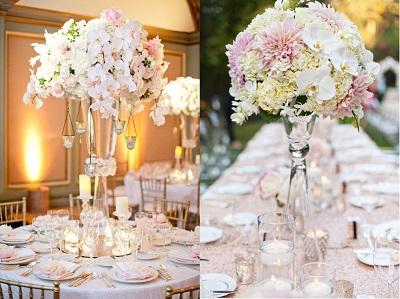 Organiza las mejores fiestas - Precios de centros de mesa para boda ...