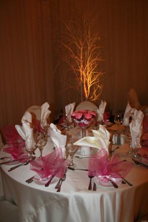 decoracion de bodas con copas de martini la caleñita
