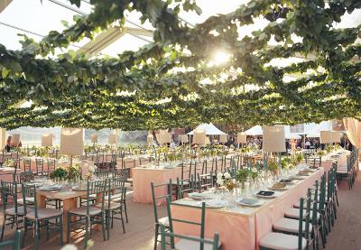 guirnaldas con flores tendencias en bodas 2014 floristeria la caleñita cali