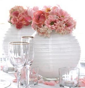 1000 images about decoraci n fiestas on pinterest mesas - Decoraciones de papel ...
