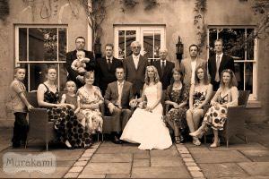 Foto de boda vintage