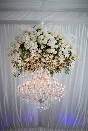 tendencias 2015 decoracion de bodas con plumas