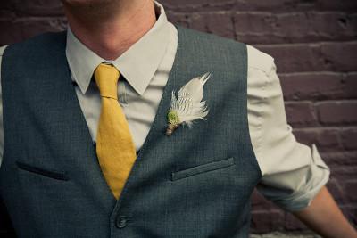 tematicas con plumas tendencias bodas 2015