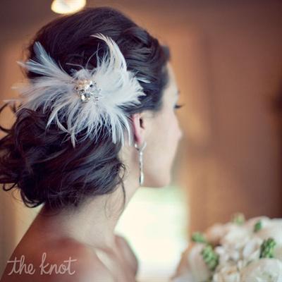 tematicas de bodas con plumas bodas 2015