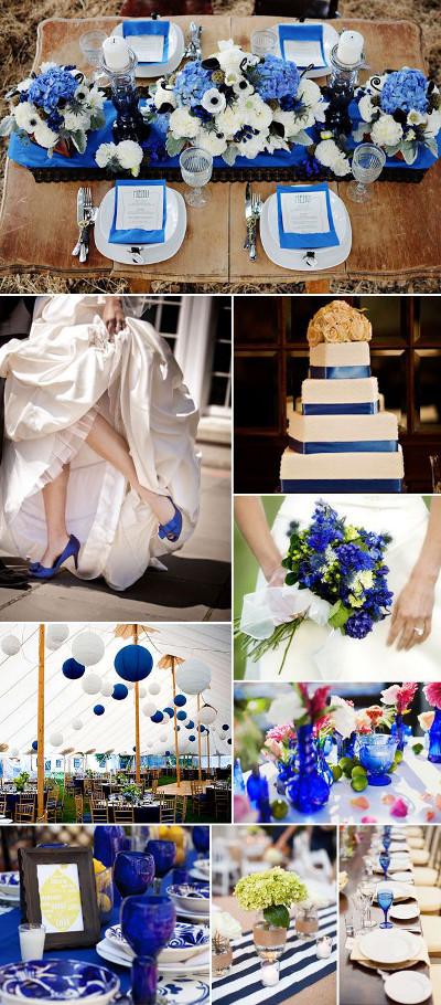bodas de colores azules indigo bodas y eventos cali