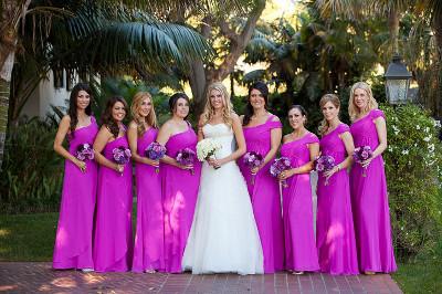 color de moda para bodas 2014 indigo bodas cali