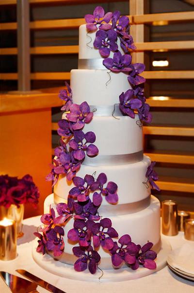 tortas para bodas orquidea radiante 2014 ananda cali