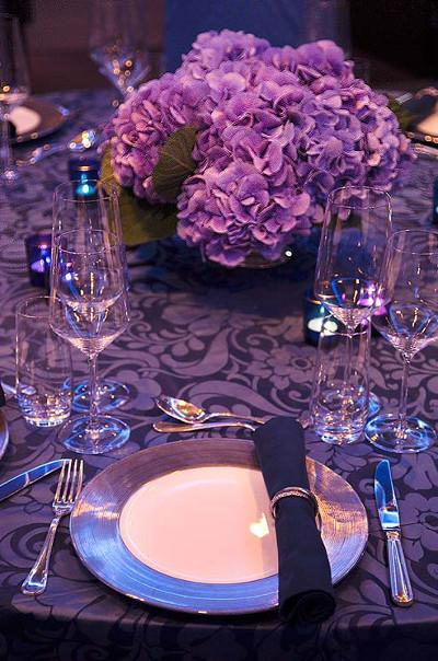 color purpura de moda para bodas 2014 indigo bodas cali