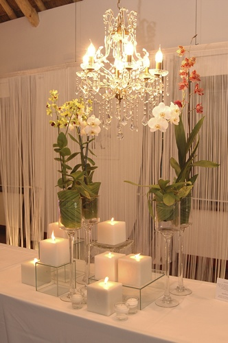 8 tendencias florales para bodas 2014 directorio de for Centros de mesa para salon