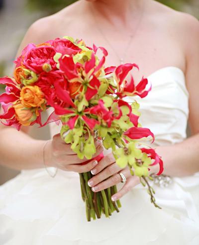 tendencias en ramos para novias 2014 la caleñita cali