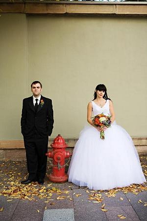 sesion fotografica trash the dress