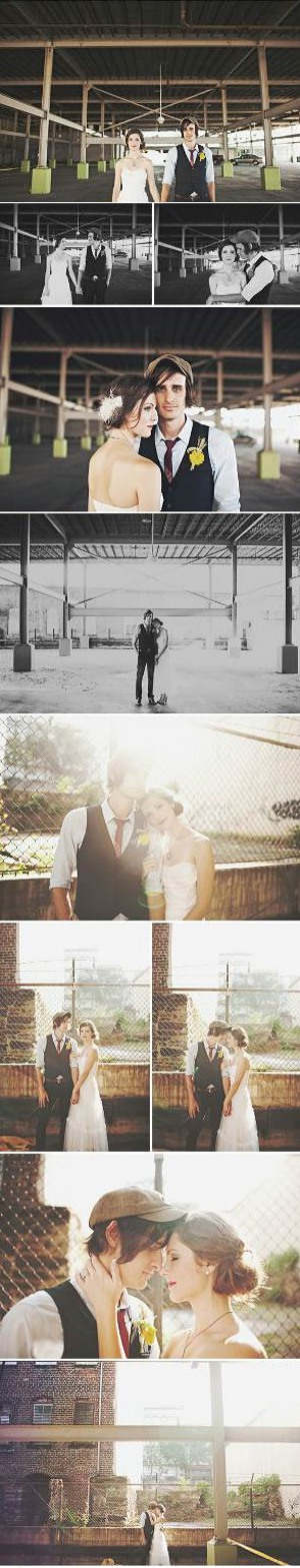 sesionde fotos trash the dress