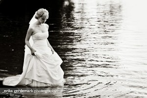 sesion fotografica trash the dress
