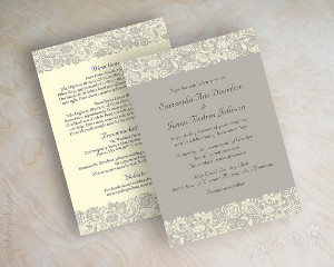 tendencias en invitaciones de bodas 2013