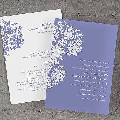 tendencias en invitaciones de bodas 2014