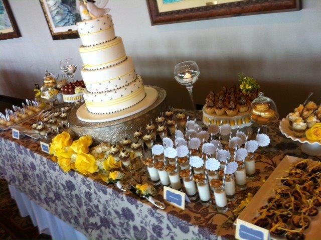 Pin tortas dise decoradas infantiles decorativas cup cakes for Mesa de postres para boda