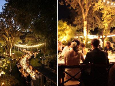mesas largas para bodas