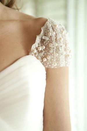 Tendencia en vestidos de novia otoño: Mangas Casquillo - Directorio ...