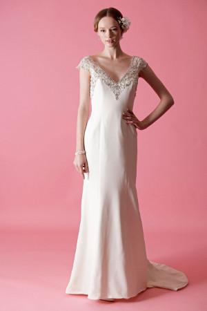 Tendencia en vestidos de novia 2013: Escotes en la espalda con ...