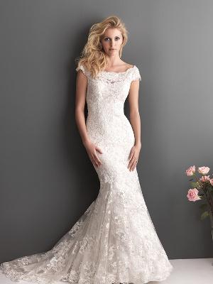 tendencias en vestidos de novias 2013