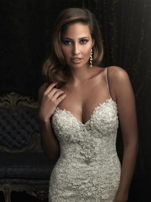 tendencias en vestidos de novia 2013 apliques