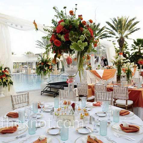 paleta de colores bodas