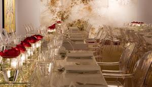 sillas transparentes sillas acrilico para fiestas y eventos cali