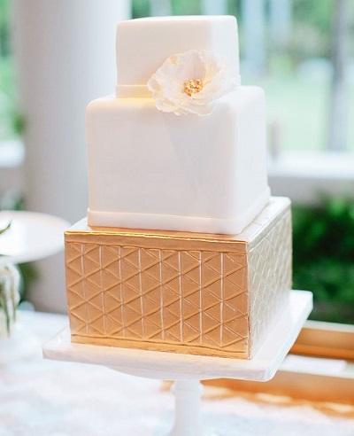tendencias en pasteles de bodas 2014