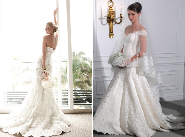 10 Tendencias de vestidos para novias 2012 Vol. 1 - Directorio de ...