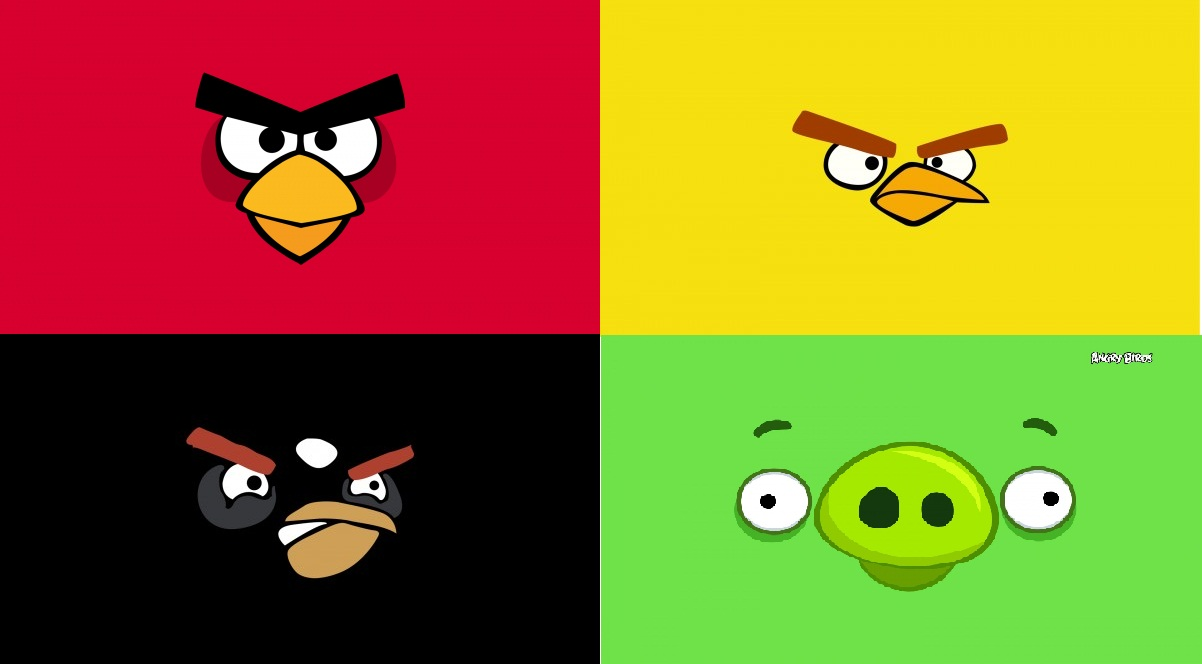 download its about Aprovecha Los Colores Fondo Angry Birds Para Decorar pic