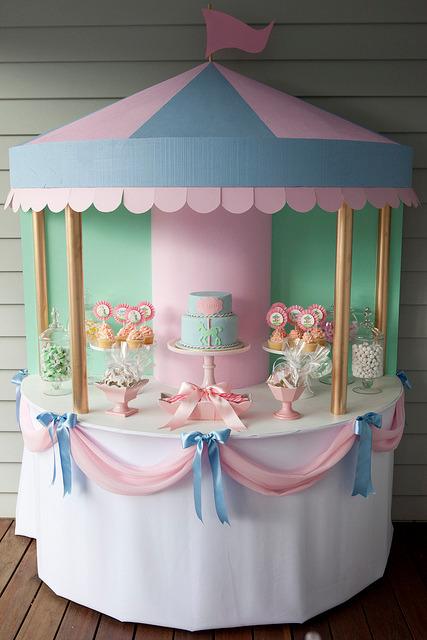Mesas dulces en 3d - Hacer mesa dulce bautizo ...