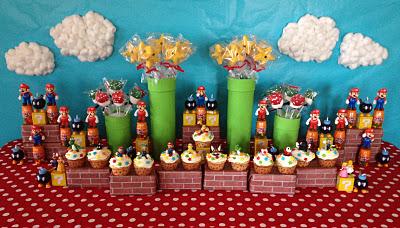 Mesas dulces en 3D