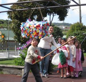 piñatas fiestas infantiles Mercadolibre