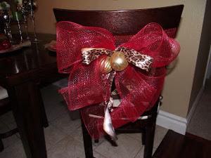decoracion de sillas para fiestas infantiles de niñas
