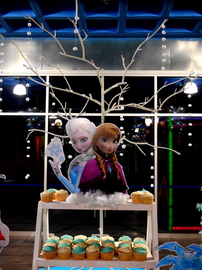 fiesta frozen Mercadolibre
