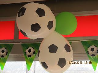 ideas de fiestas tematicas de futbol bodegas ilusion