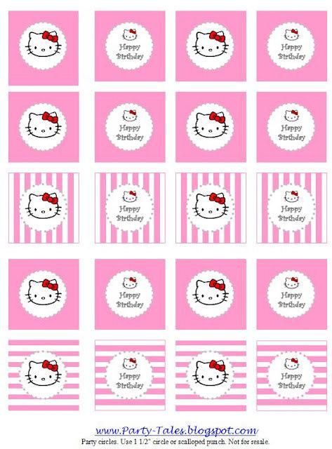 Personaliza A Hello Kitty LaCelebracioncom