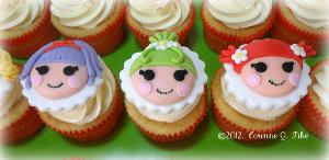 cupcakes fiesta lalaloopsy