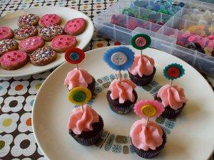 cupcakes fiesta tematica lalaloopsy