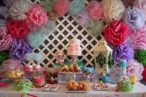 fiesta tematica lalaloopsy