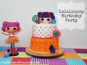 torta fiesta tematica lalaloopsy