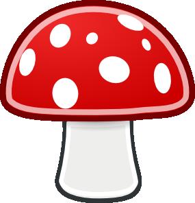 Cartoon Mushroom Clip Art