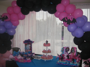 fiesta monster high Mercadolibre