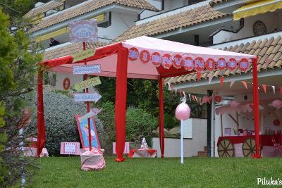 fiesta peppa pig decoraciones