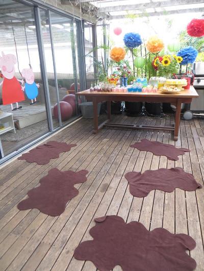 fiesta peppa pig decoraciones en Mercadolibre
