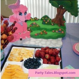 Fiesta poodle rosa