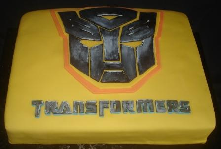 Torta De Transformers Cake Ideas And Designs